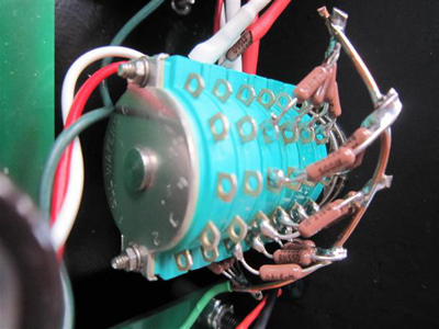 6V6 Tube Amp  Class-A, Differential Input